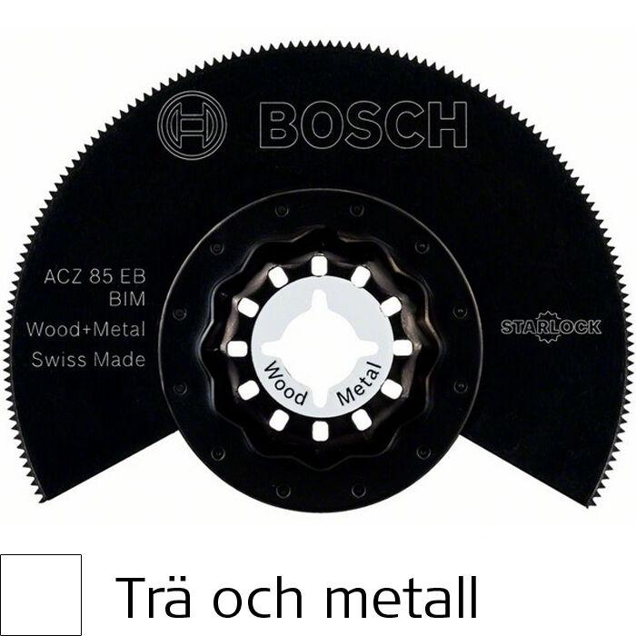 Bosch ACZ85EB BIM Sahanterä