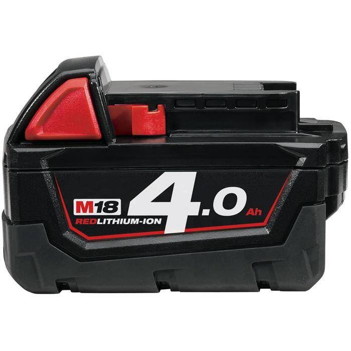 Milwaukee M18 B4 18V Litiumioniakku 4,0Ah