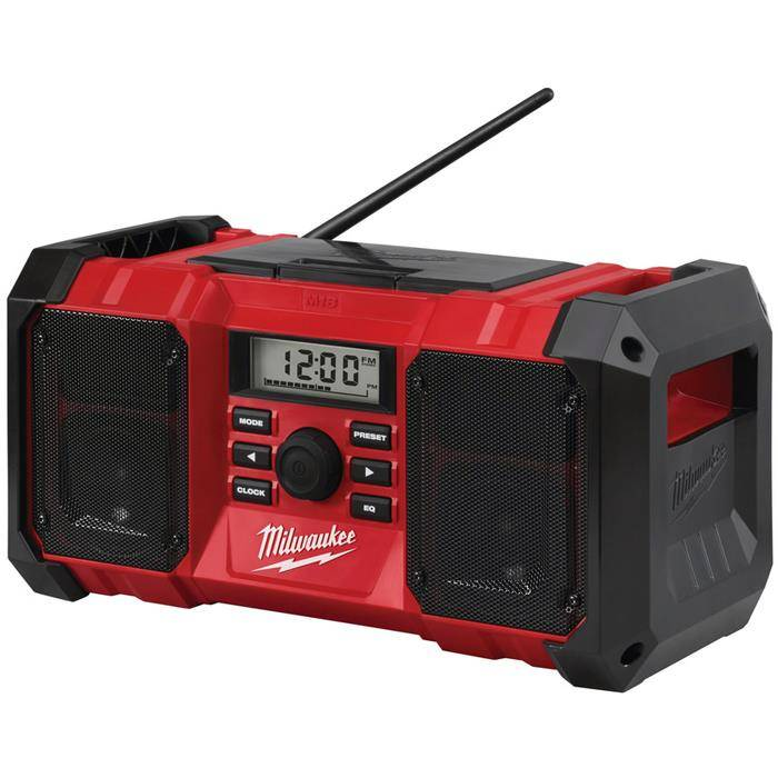 Milwaukee M18 JSR-0 Radio