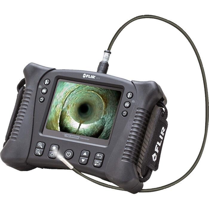 Flir VS70 Videoskooppi sis. kamerasondin VSC80-1R