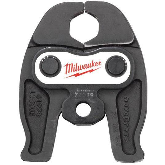 Milwaukee M12 V-profil Puristusleuka  18mm