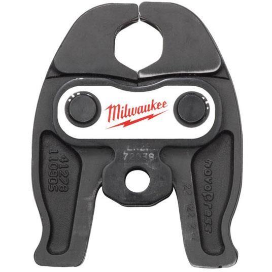 Milwaukee M12 V-profil Puristusleuka  18mm