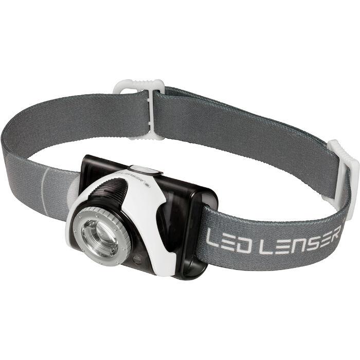 Led Lenser SEO 5 Otsalamppu  Harmaa