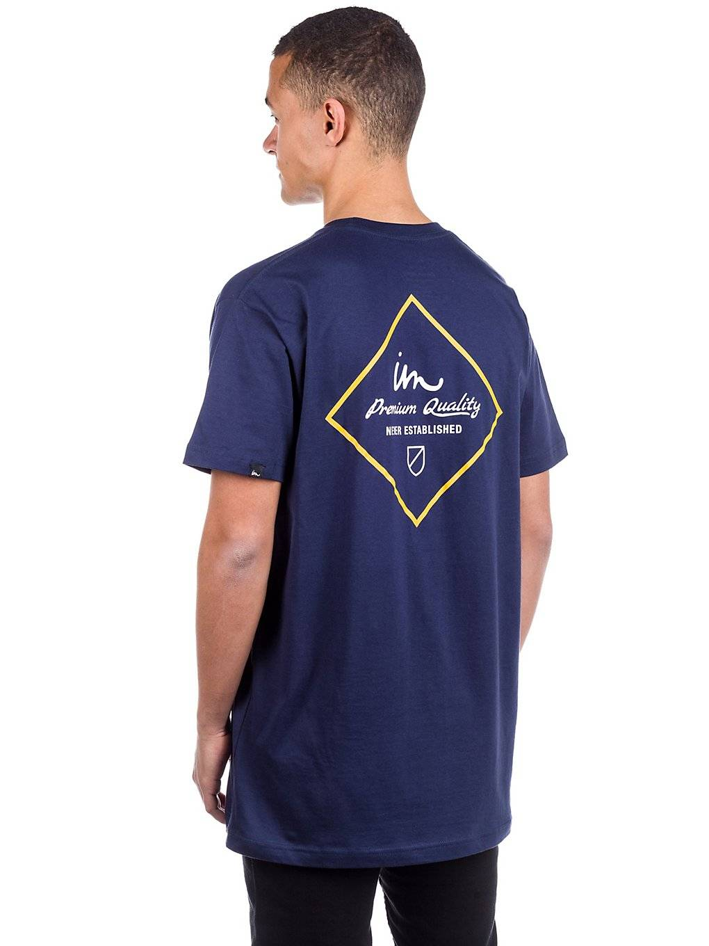 Imperial Motion Merchant T-Shirt sininen