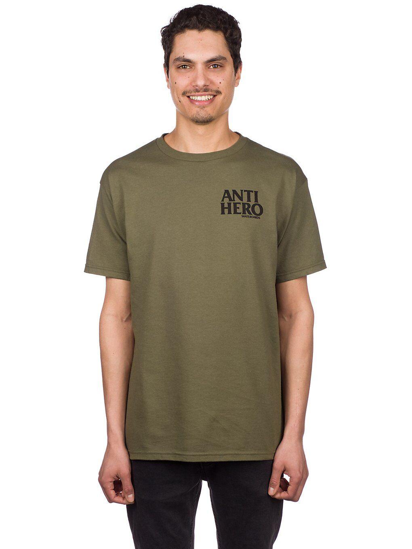 Antihero Lil Backhero T-Shirt vihreä