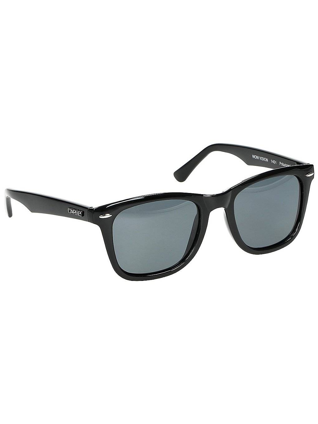 Carve Wow Vision Black musta  - polarized 1451
