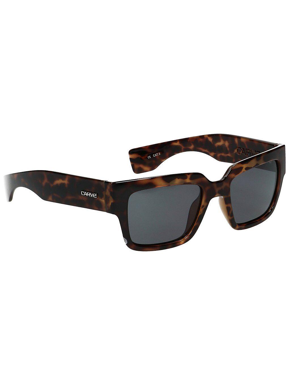 Carve Tijuana Tortoise ruskea  - polarized 3130