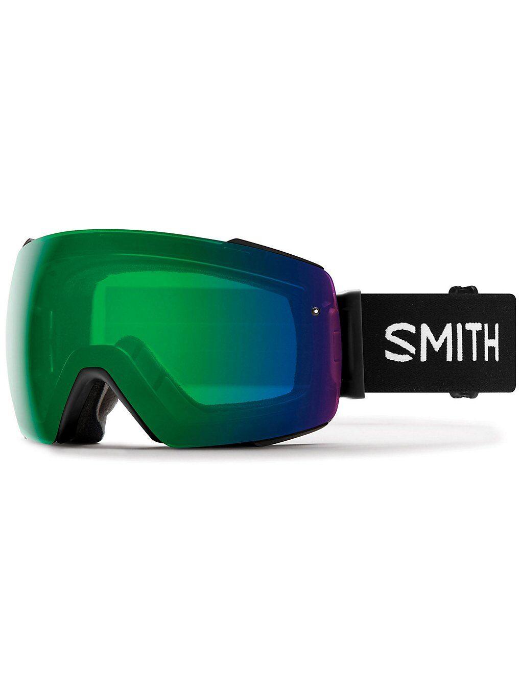 Smith I/O Mag Black(+Bonus Lens) musta