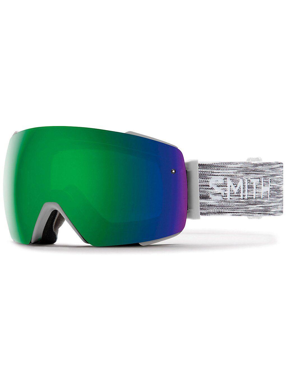 Smith I/O Mag Cloudgrey(+Bonus Lens) harmaa