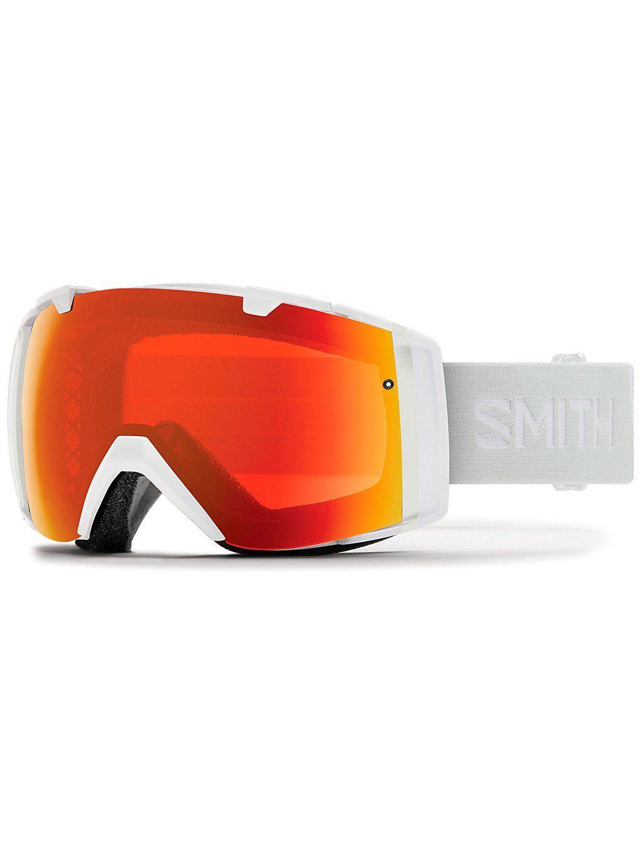 Smith I/O White Vapor(+Bonus Lens) valkoinen