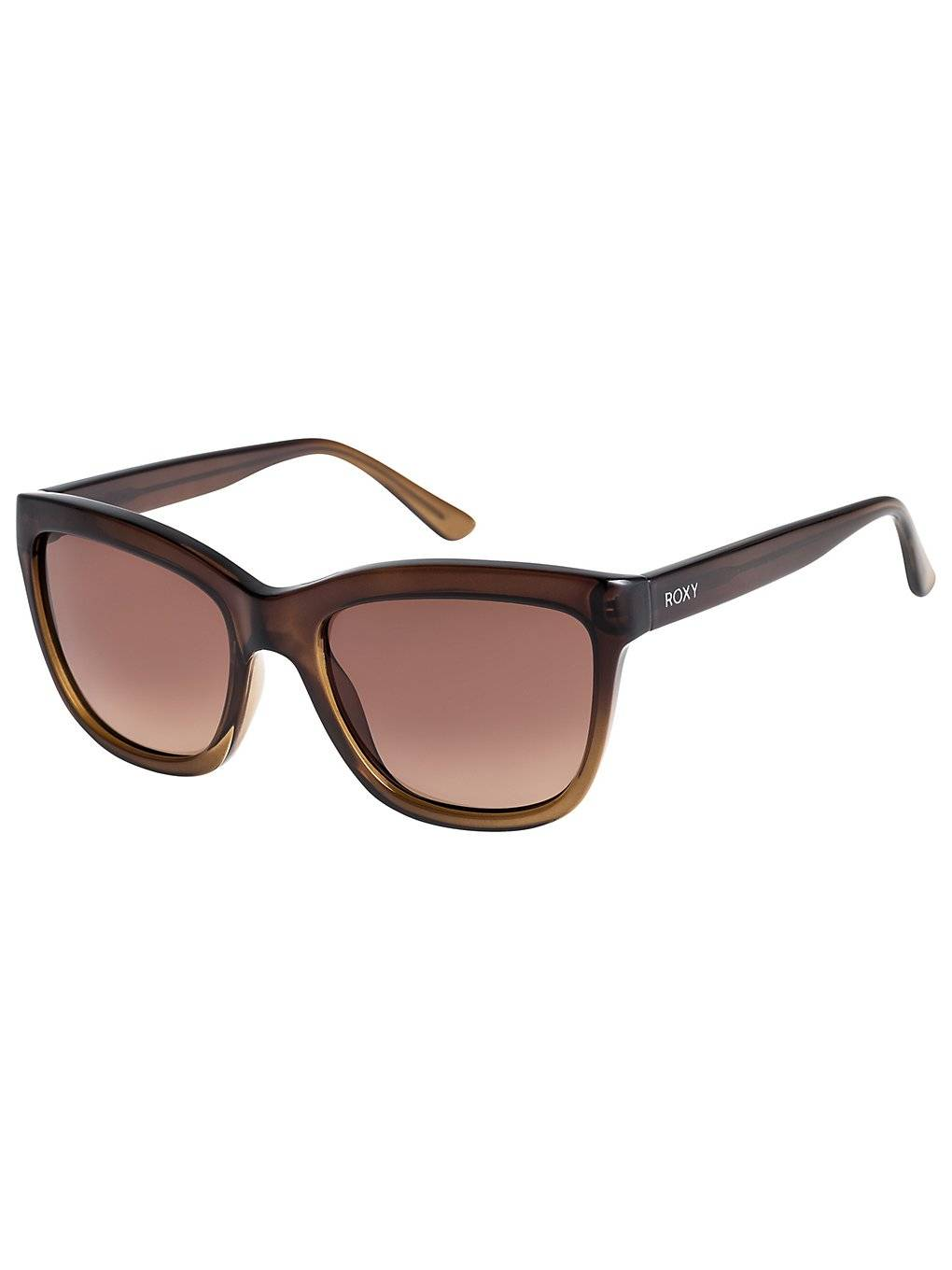 Roxy Jane Shiny Crystal Brown Gradient ruskea
