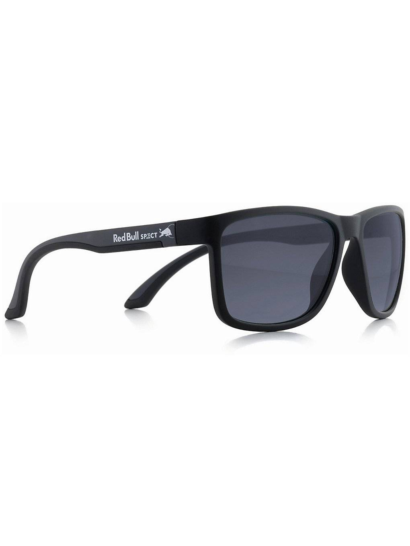 Red Bull SPECT Eyewear TWIST-012P Black Grey musta