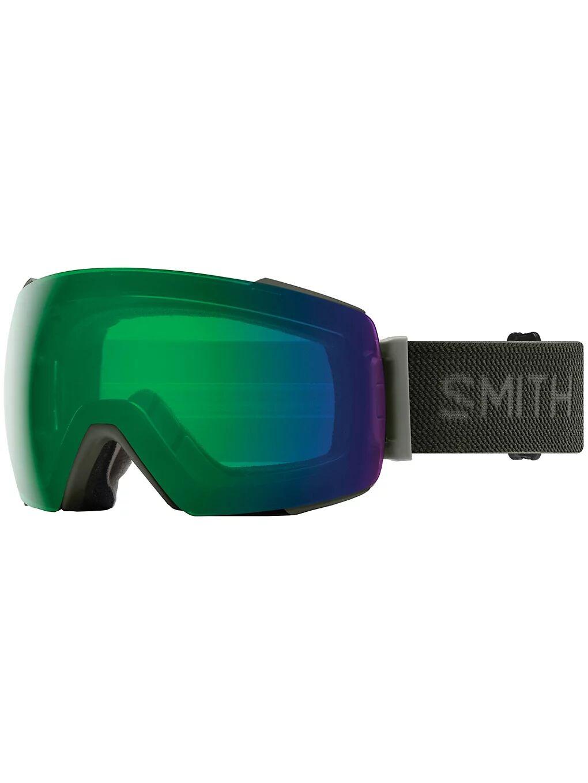 Smith IO Mag Sage Flood (+ Bonuslens) vihreä
