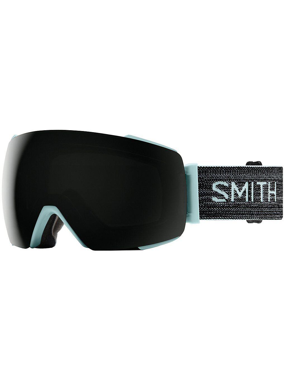 Smith IO Mag Pale Mint (+ Bonuslens) sininen