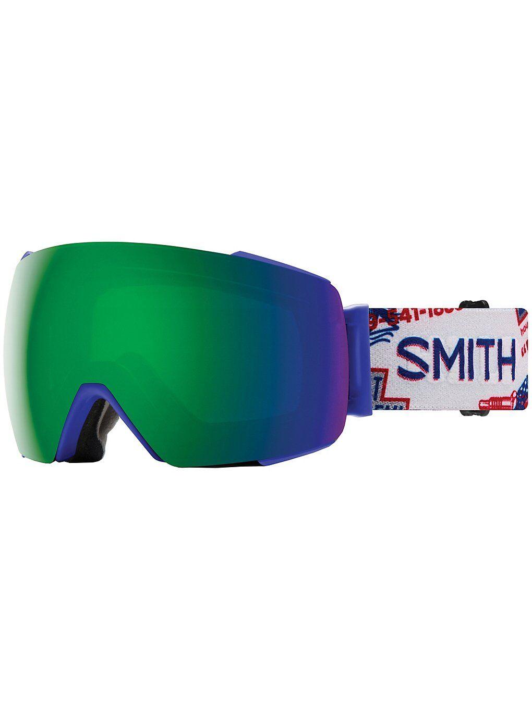 Smith IO Mag Help Wanted (+ Bonuslens) punainen