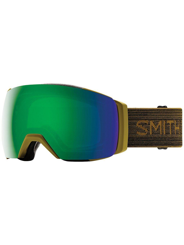 Smith IO Mag XL Mystic Green (+ Bonuslens) vihreä