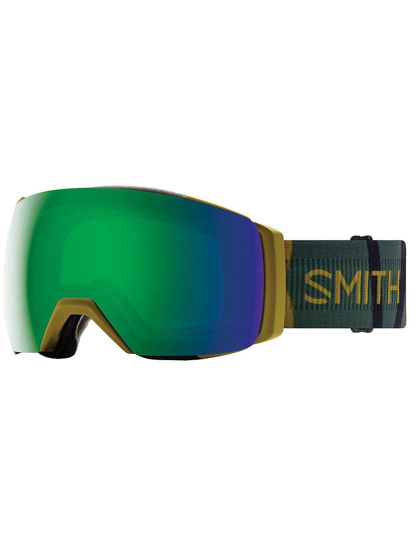 Smith IO Mag XL Spray Camo (+ Bonuslens) maastokuvio