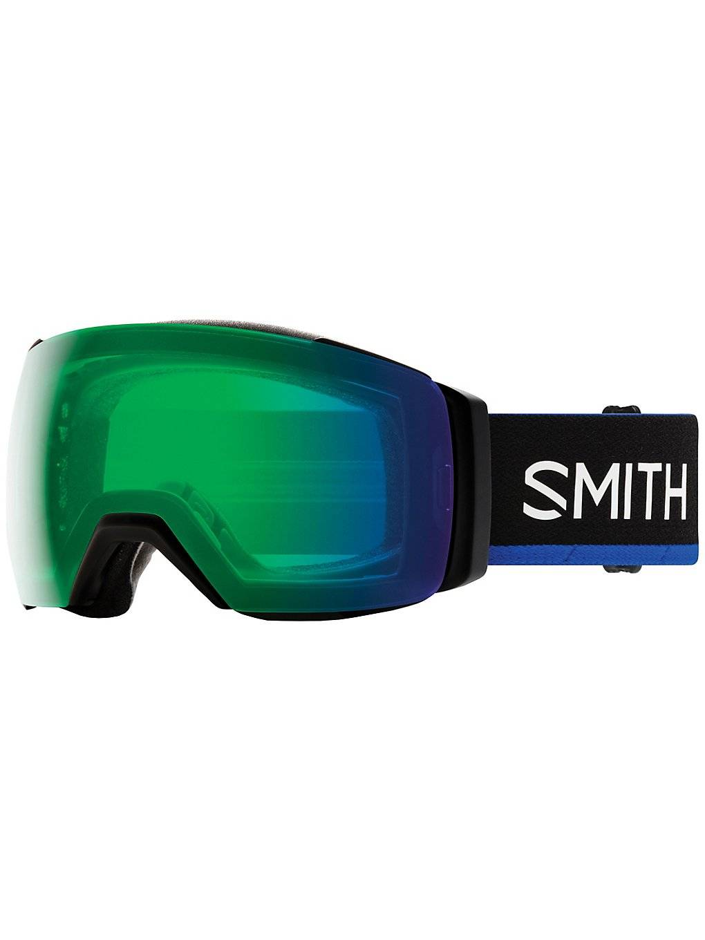 Smith IO Mag XL X TNF Blue (+ Bonuslens) kuviotu