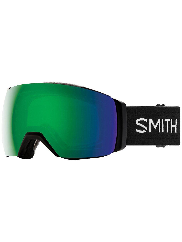 Smith IO Mag XL Black (+ Bonuslens) musta