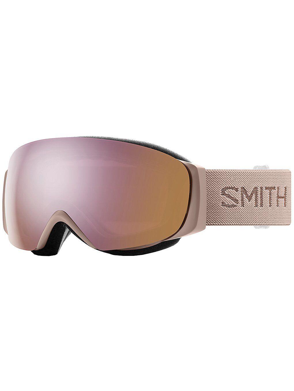 Smith IO Mag S Tusk (+ Bonuslens) ruskea