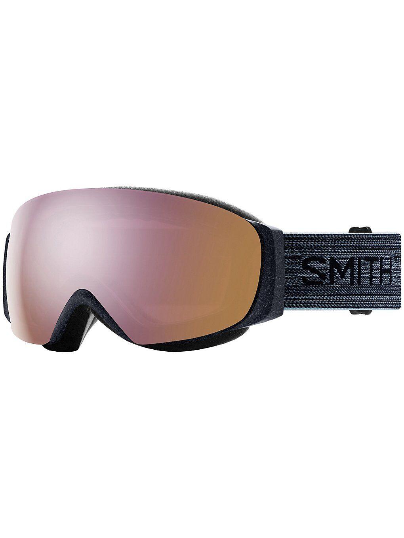 Smith IO Mag S Metallic Ink (+ Bonuslens) sininen