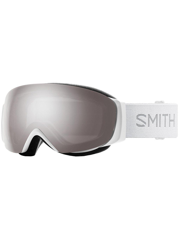 Smith IO Mag S White Edges (+ Bonuslens) valkoinen