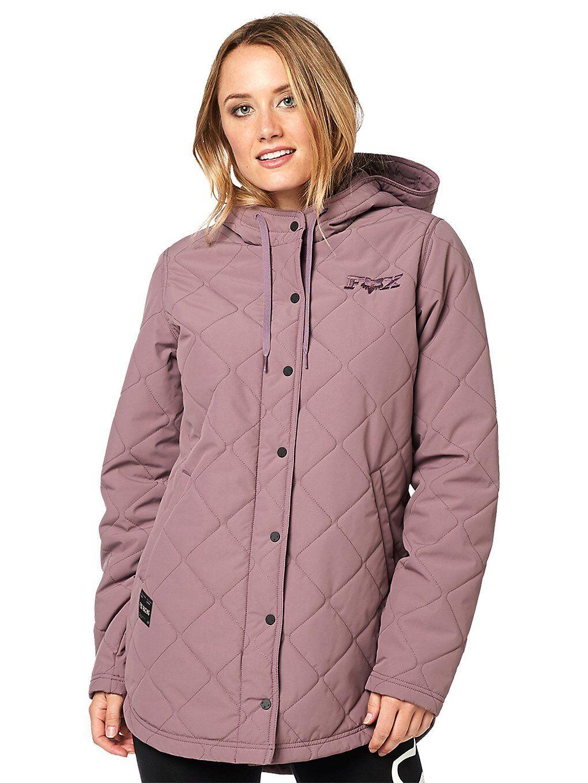 Fox Darlington Jacket violetti  - purple