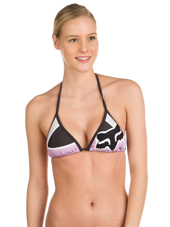 Fox Momentum Triangle Bikini Top violetti  - lilac
