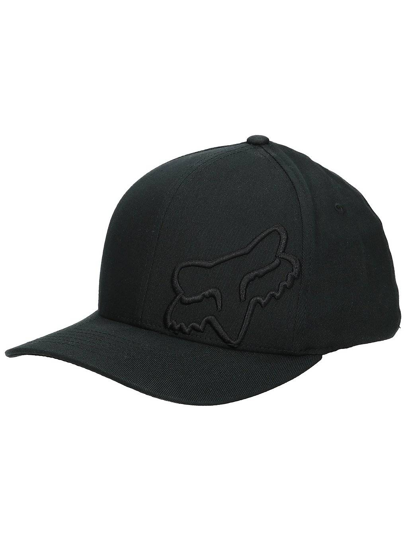 Fox Flex 45 Flexfit Cap musta  - black