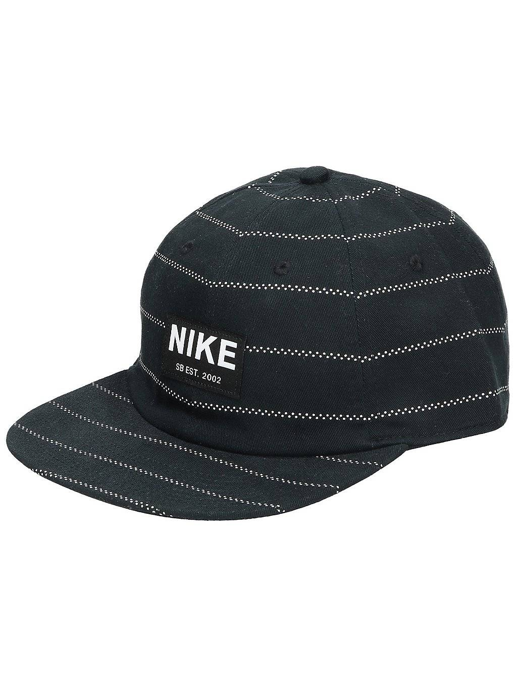 Image of Nike H86 Washed Cap musta