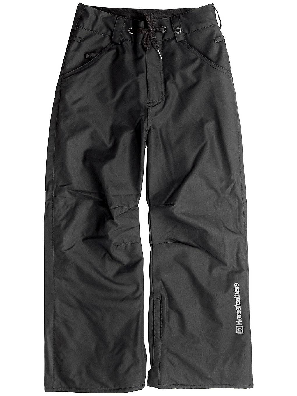 Horsefeathers Cheviot Pants musta  - black