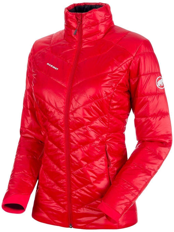 Mammut Rime In Outdoor Jacket punainen  - magma/phantom