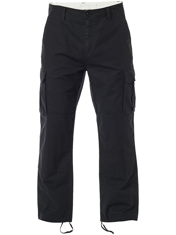 Fox Recon Stretch Cargo Pants musta  - black