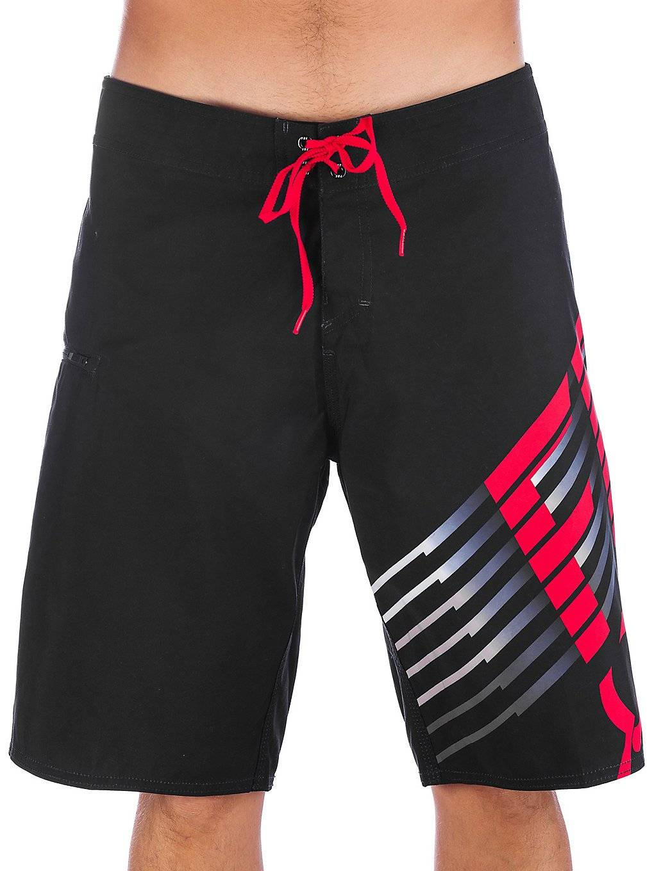 """Fox Lightspeed 21"""" Boardshorts musta  - black"""
