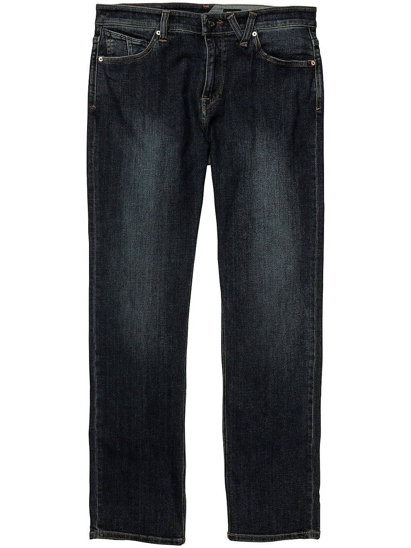 Volcom Kinkade Jeans sininen  - vintage blue