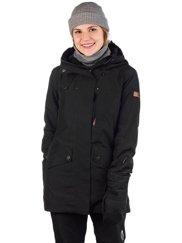 Roxy Gore-Tex 2L Glade Jacket musta