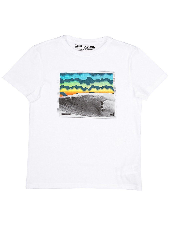 Billabong High Line T-Shirt valkoinen  - white