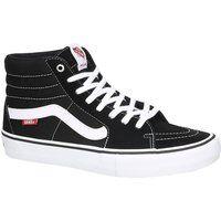 Image of Vans Sk8-Hi Pro Skate Shoes musta