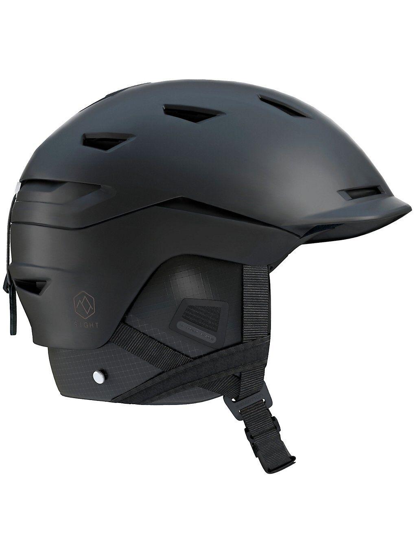 Salomon Sight Helmet musta  - all black