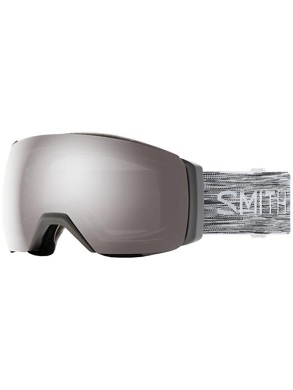 Smith IO Mag XL Cloudgrey (+ Bonuslens) harmaa  - cp sns plt mr+cp stm rs f