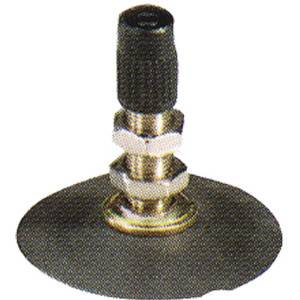 Kings Tire Schlauch gerades Metallventil (TR6) ( 25x12.00-9 TL )
