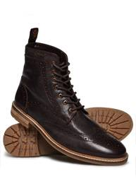 Superdry Brad Brogue Premium Stamford -kengät