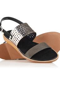 Superdry Sandbar Double Strap -sandaalit
