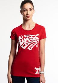 Superdry Premium Brand -t-paita