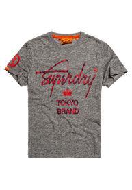 Superdry City Brand -t-paita