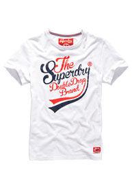 Superdry Double Drop -t-paita