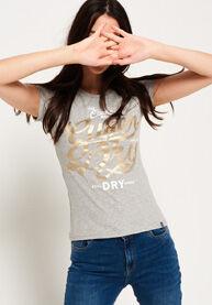 Superdry Osaka Brand -T-paita