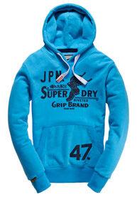 Superdry Grip Brand -huppari