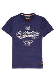 Superdry Tokyo Brand Heritage Classic -t-paita