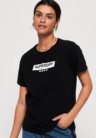 Superdry Premium Brand Classic Oversized Portland -T-paita
